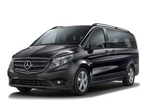 Transfer from Aeroporto Malpensa to Sestriere by Mercedes V-class. Get by taxi with english-speaking driver.