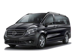 Transfer from Aeroport  Barcelona to Andorra la Vella by Mercedes V-class. Get by taxi with english-speaking driver.