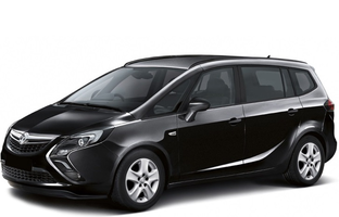 Transfer from Aeroport  Girona to Pas de la Casa by Opel Zafira. Get by taxi with english-speaking driver.