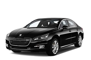 Transfer from Aeroporto di Torino to Milano by Peugeot 407