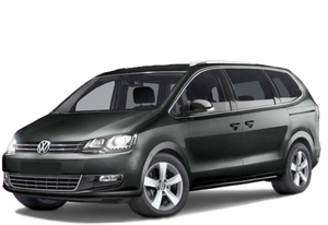Transfer from Nice Airport  to Meribel by Volkswagen Sharan