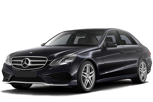 Transfer from Milan to Canazei by Mercedes E-class