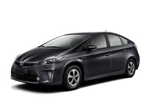 Transfer from Airport Bali to Sanur by Toyota Auris