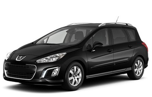 Transfer from Aeroport  Girona to Pas de la Casa by Peugeot 308sw. Get by taxi with english-speaking driver.