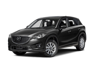 Transfer from Les Menuires to Grenoble Airport by Mazda CX-5. Get by taxi with english-speaking driver.