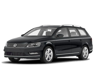 Transfer from Les Menuires to Grenoble Airport by Volkswagen Passat