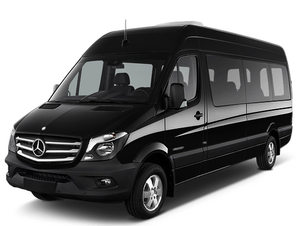 Transfer from Aeroport Barcelona to Calella by Mercedes Sprinter