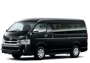 Transfer from Airport Bali to Sanur by Toyota Hiace