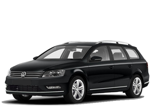Transfer from Milan to Canazei by Volkswagen Passat