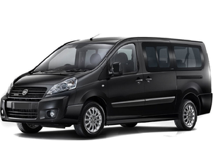 Transfer from Aeroport  Girona to Pas de la Casa by Fiat Scudo