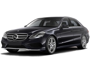 Transfer from Aeroport Barcelona to Calella by Mercedes E class. Get by taxi with english-speaking driver.