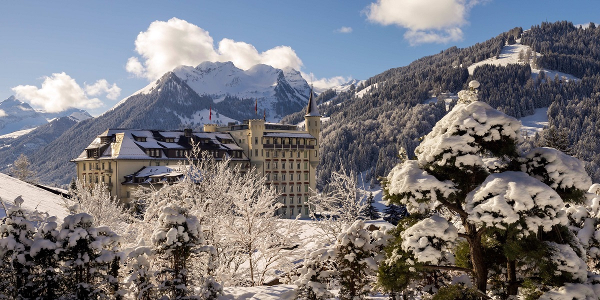 Transfer from Geneva Airport - Gstaad.