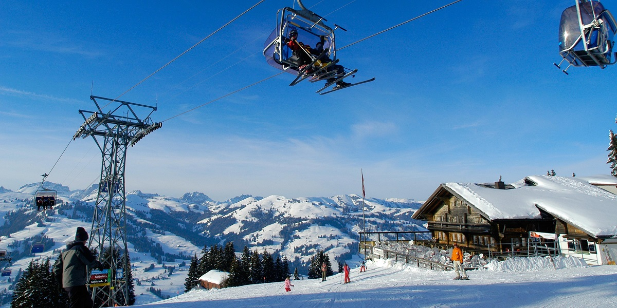 Transfer from Geneva Airport to Gstaad.