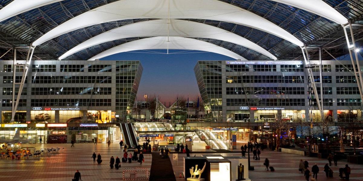 Добраться из аэропорта Мюнхена в Ишгль