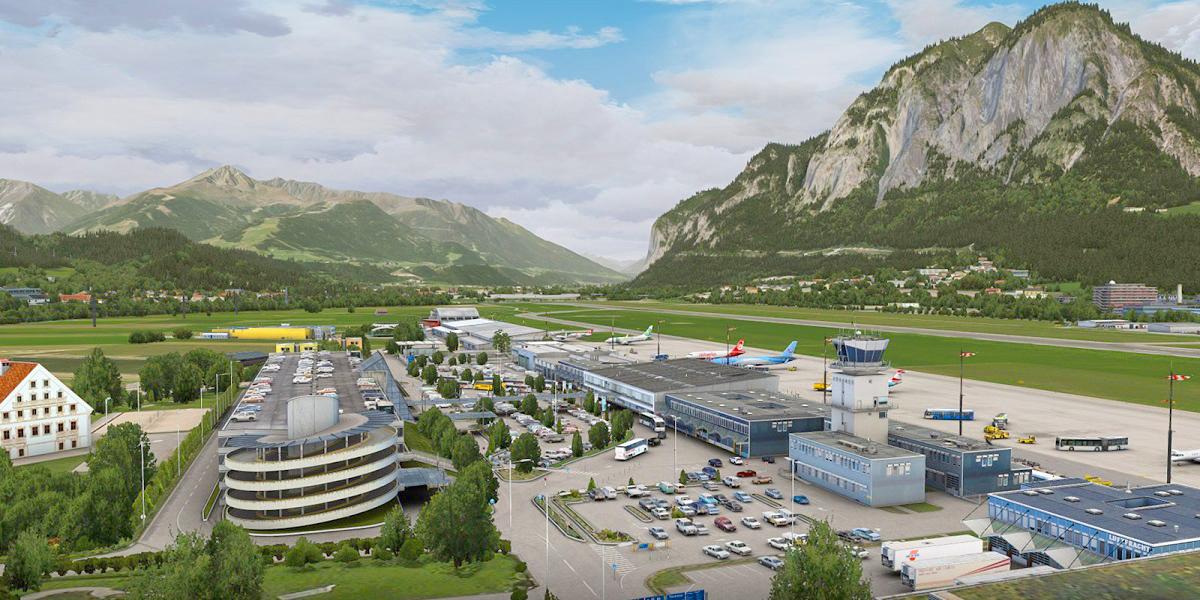 Добраться из аэропорта Инсбрука в Зельден