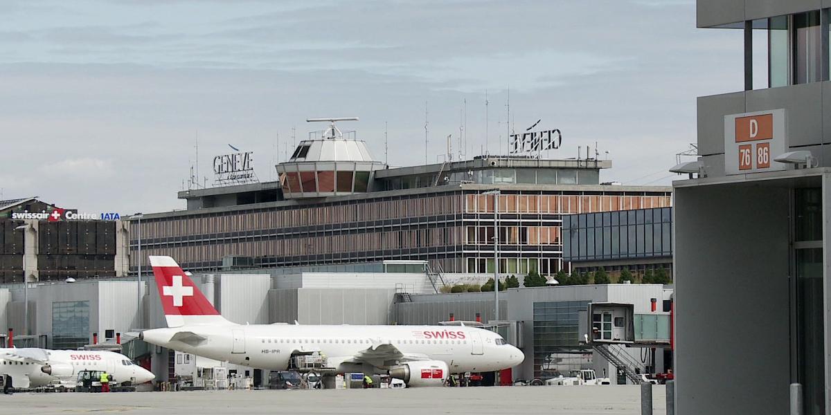 Добраться из аэропорта Женевы в Ла Танья