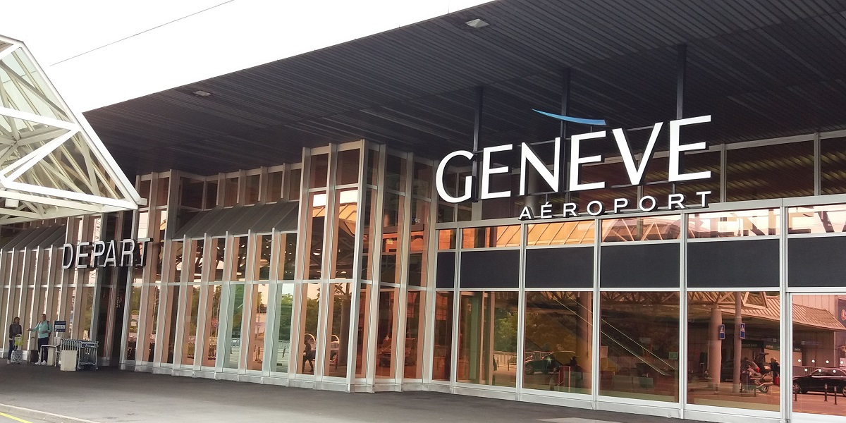 Добраться из аэропорта Женевы в Мерибель