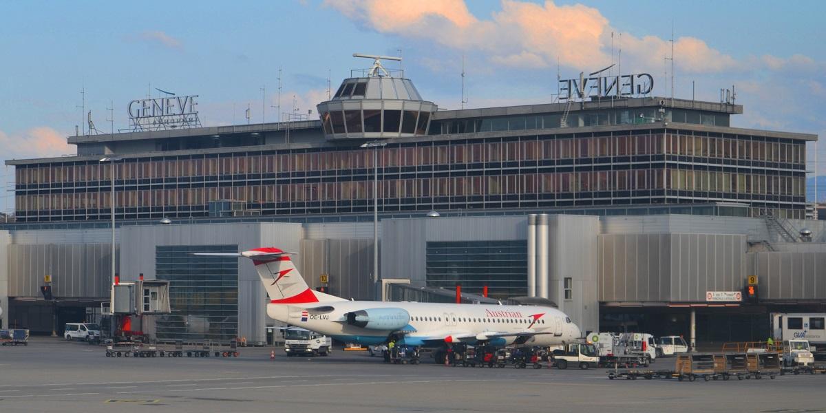 Добраться из аэропорта Женевы в Морзин