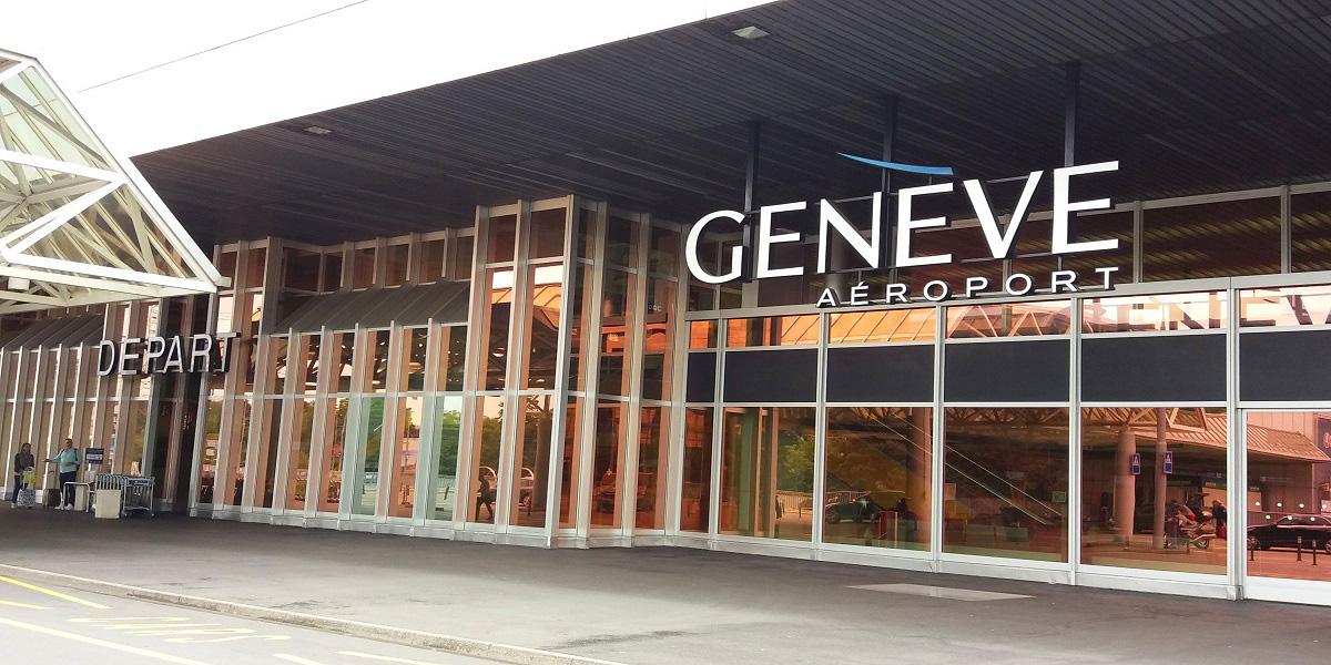 Добраться из аэропорта Женевы в Сен Мартен де Бельвиль