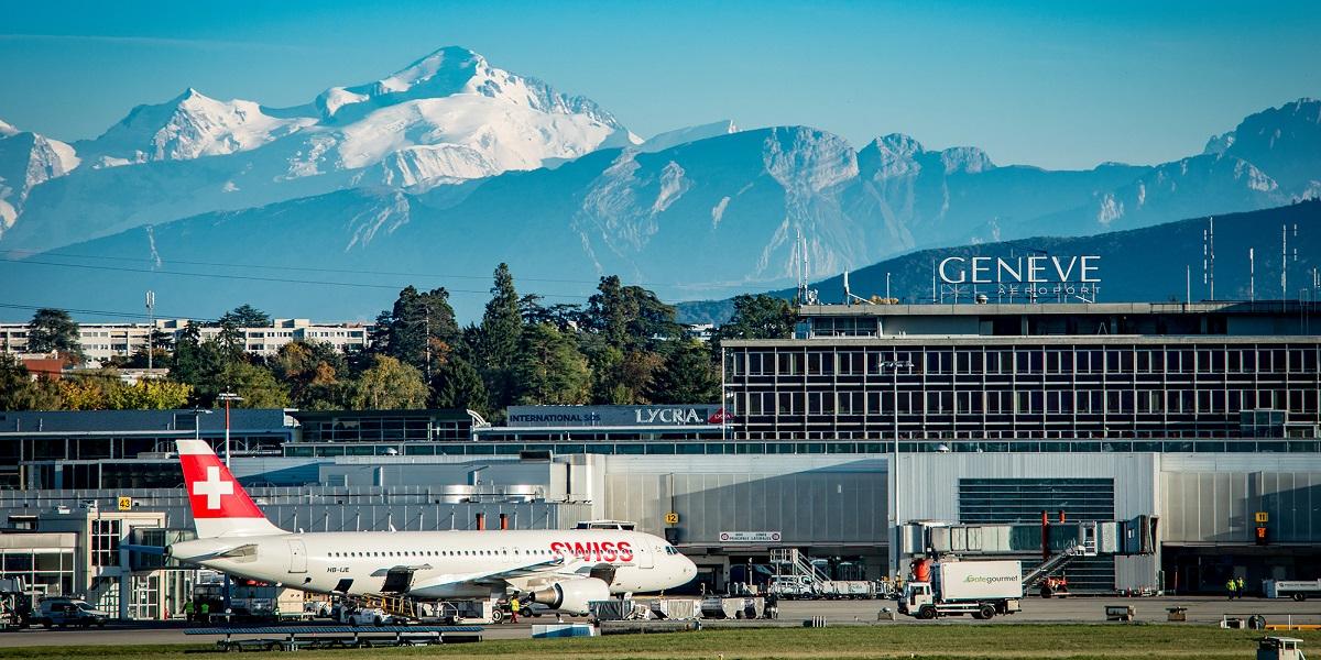 Добраться из аэропорта Женевы в Тинь