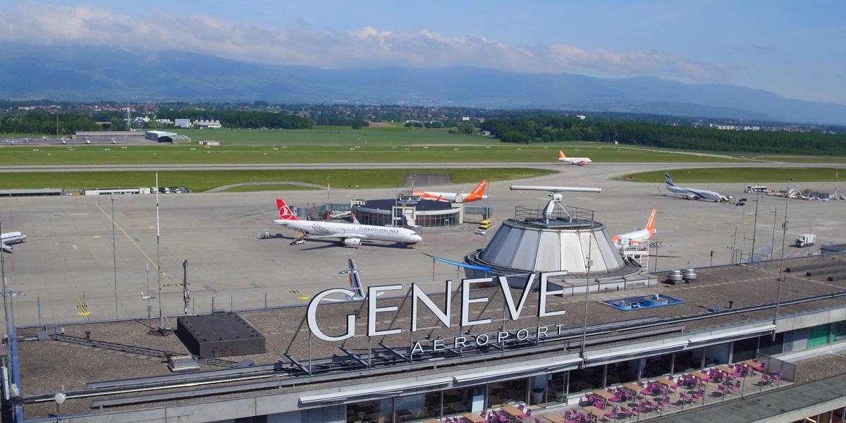 Добраться из аэропорта Женевы в Валь Торанс