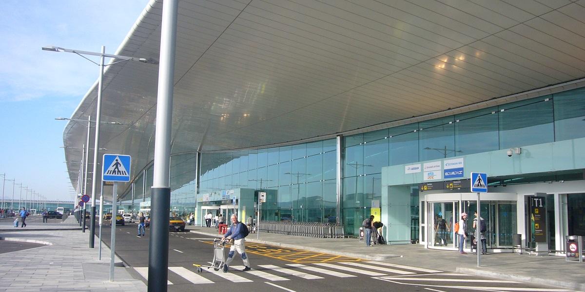 Добраться из аэропорта Барселоны в Ла Пинеда