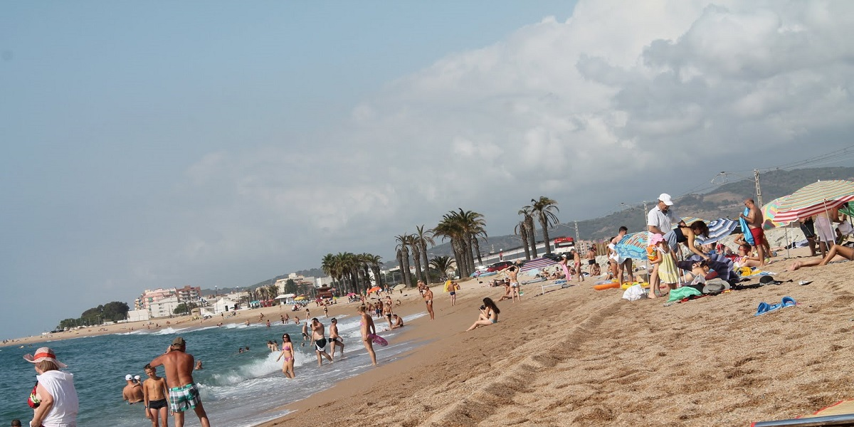 Taxi from Airport Barcelona to Santa Susanna