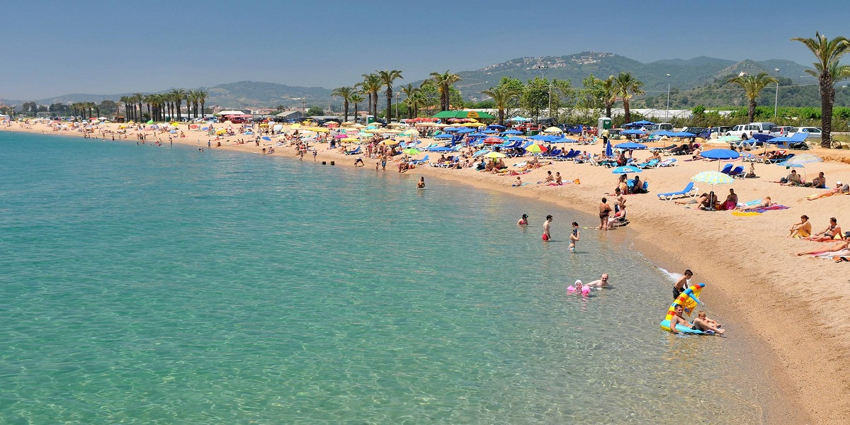 Transfer from Airport Barcelona to Santa Susanna. Economy and business class taxi.