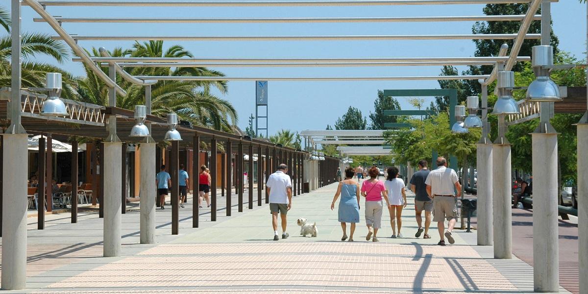 Трансфер аэропорт Барселоны - Санта Сусанна