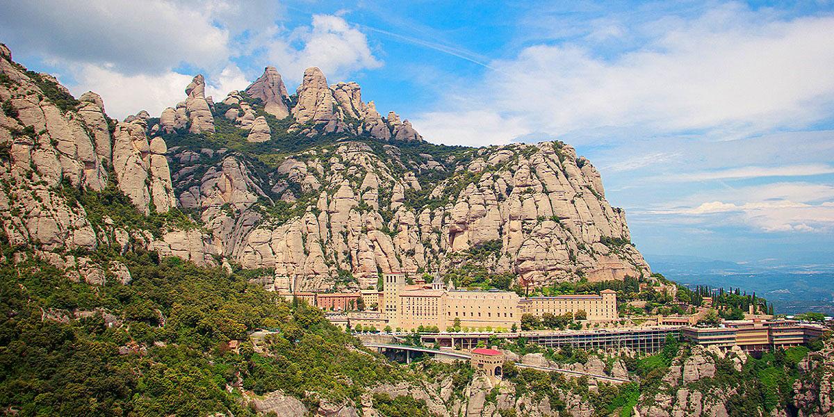 Экскурсия Монастырь Монтсеррат