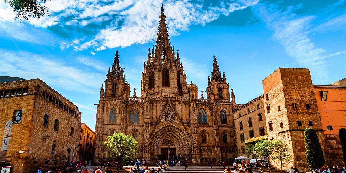 Экскурсия в Кафедральный собор в Барселоне