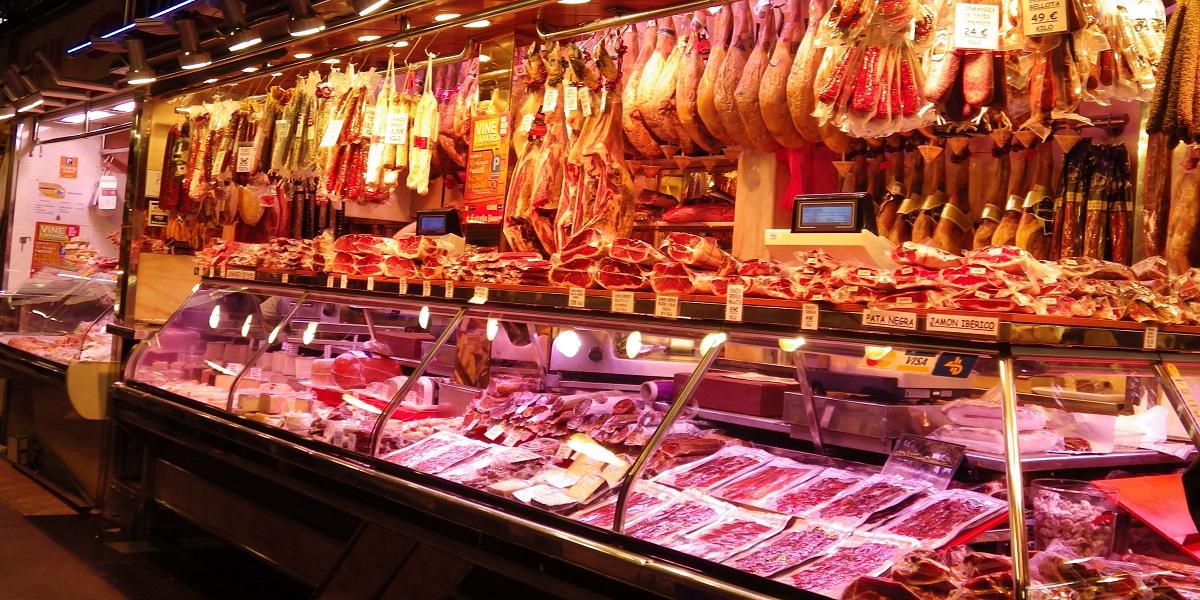 Гастрономический тур на Рынок Бокерия в Барселоне