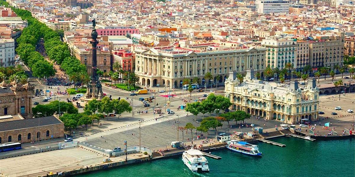 Экскурсия в Олимпийский порт Барселоны