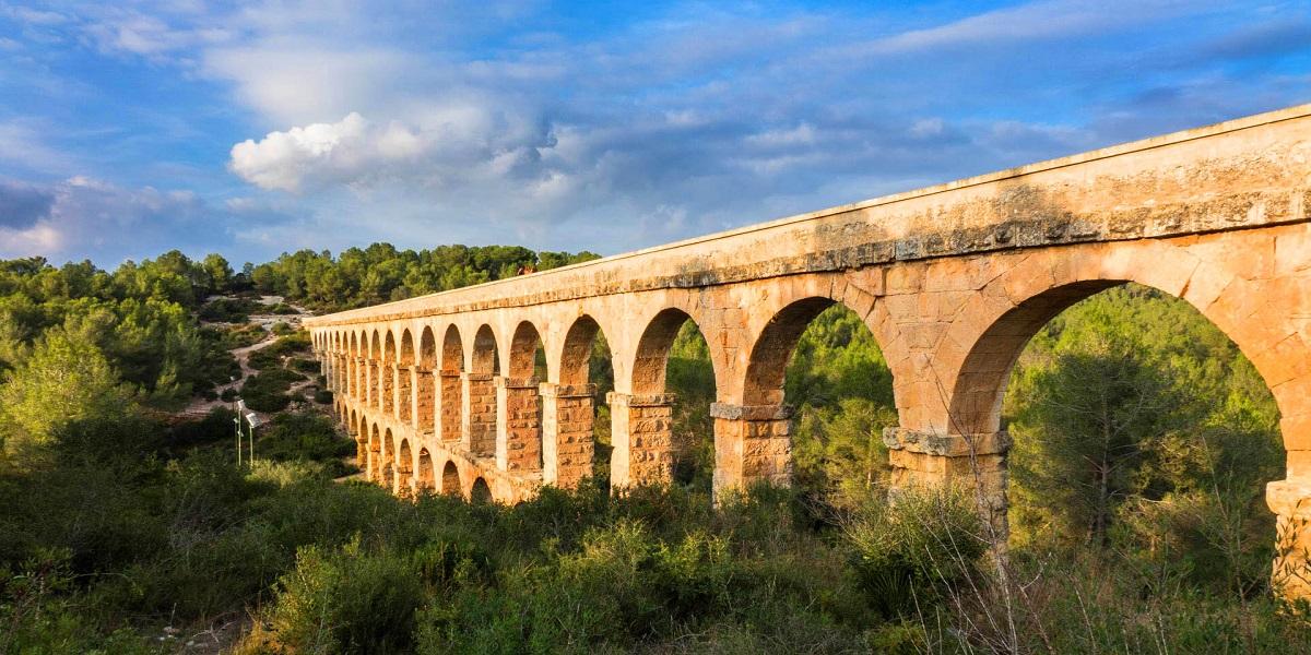 Экскурсия на римский акведук Таррагоны