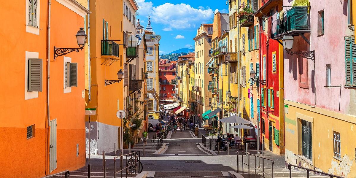 Пешеходная обзорная экскурсия по Ницце - Старый город