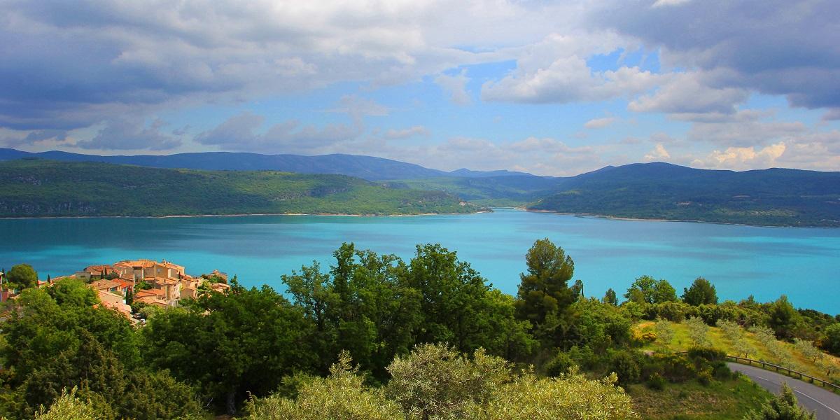 Экскурсия озеро Сент Круа