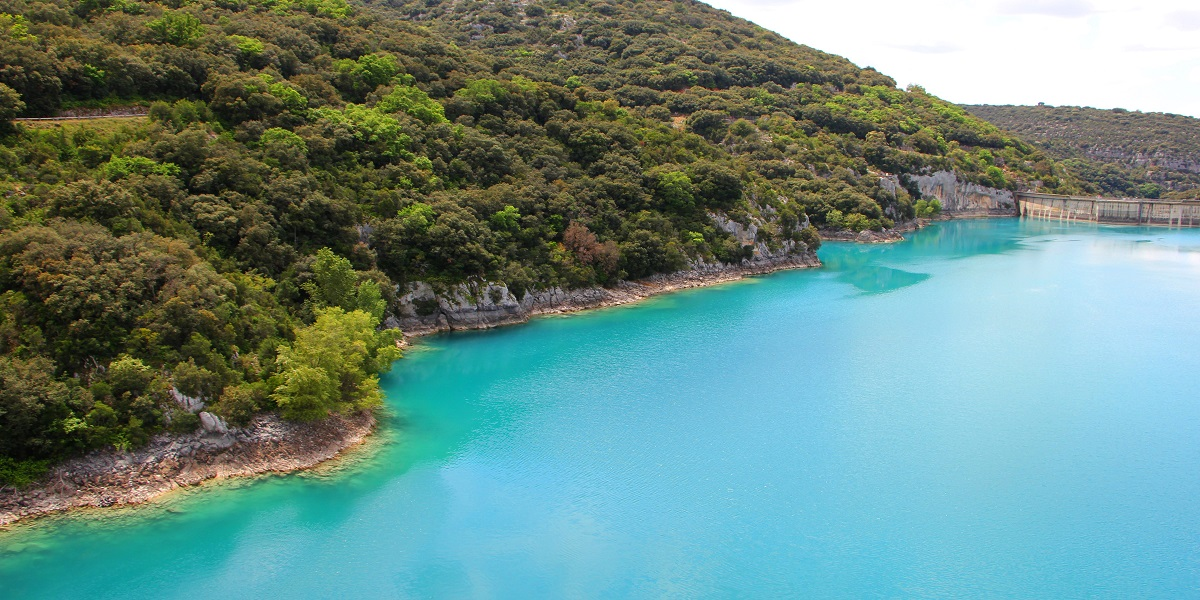 Экскурсия на озеро Сент Круа в Вердонском ущелье