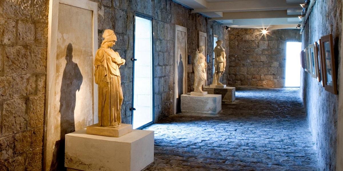 Экскурсия на греческую виллу Керилос (Villa Kerylos)