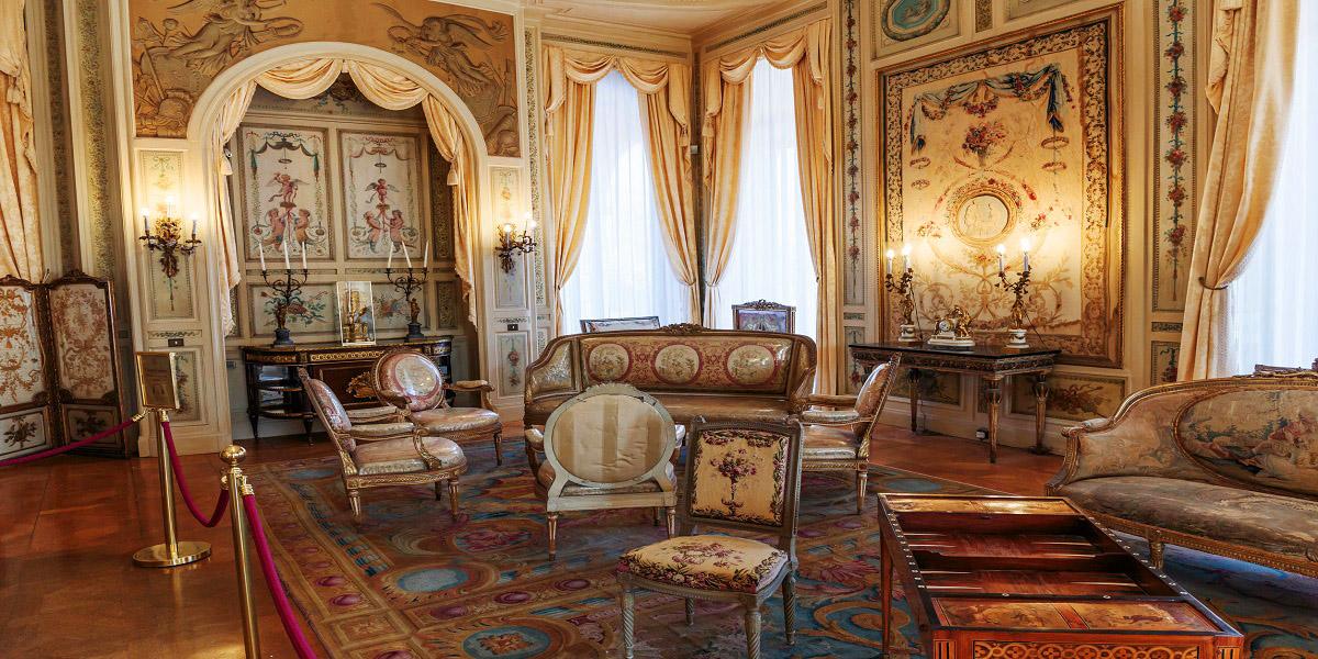 Экскурсия Виллу Эфрусси де Ротшильд (Villa Ephrussi de Rothschild)